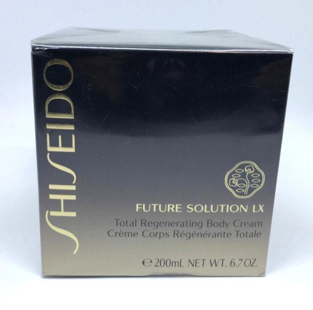 Shiseido Future Solution Lx Total Regenerating Body Cream - 6.7 oz - BNIB