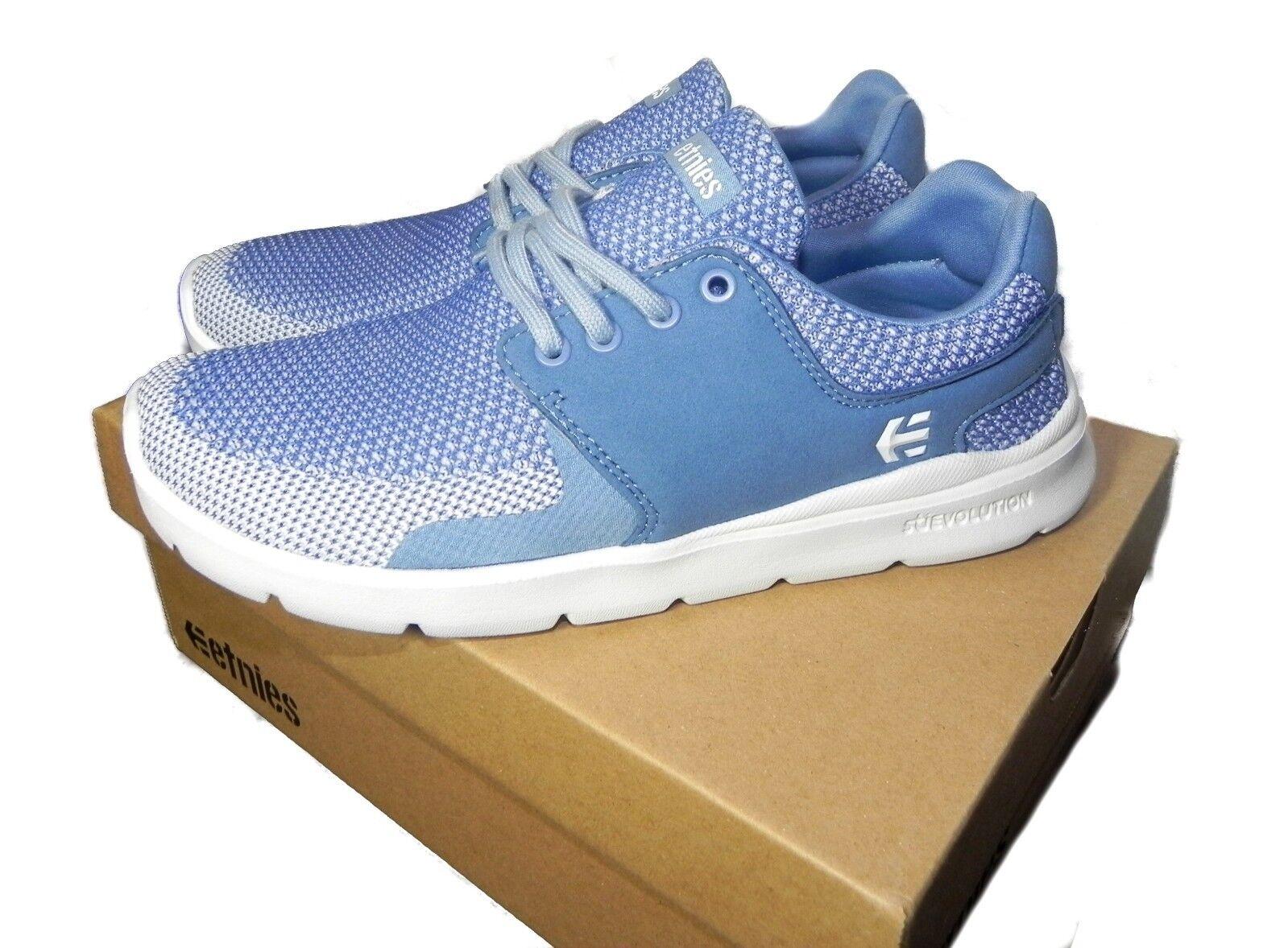 Etnies Damenschuhe Scout XT Yarn Bomb Sneaker Blau Größe 8 Brand New With Box80