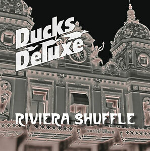 DUCKS-DELUXE-039-Riviera-Shuffle-039-EXCLUSIVE-limited-edition-CD-album-not-in-shops