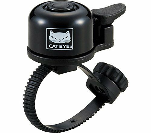 black CatEye bicycle bell OH1400 one size