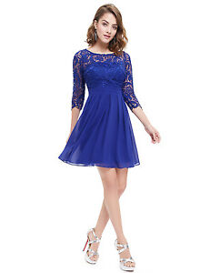 Ever-Pretty-Women-Cute-3-4-Sleeve-Short-Cocktail-Party-Casual-Dress-05075