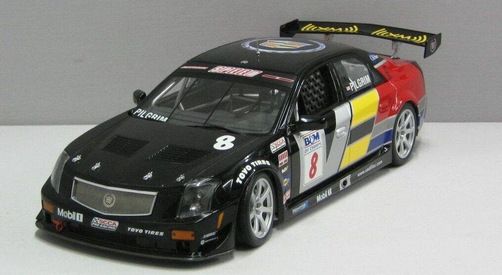 AUTOART 1 18 CADILLAC CTS-V WORLD CHALLENGE GT 2005 A. PILGRIM  ART  80525