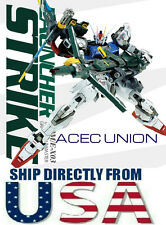 U.S.A. SELLER - Dragon Momoko 1/100 MG Launcher Strike Gundam GAT-X105 Model Kit