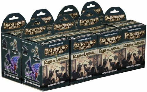 Pathfinder Battles - Ruins of Lastwall - 8 Standard Booster Bricks