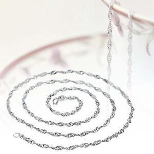 Frauen-schoene-Seil-Kette-Reine-925-Sterlingsilber-Refined-Halskette-Schmuck-KS