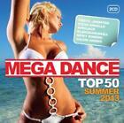 Mega Dance Top 50 Summer 2013 von Various Artists (2013)