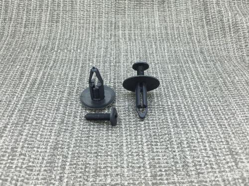 10x MITSUBISHI L200 Push Trim Clips 6-7mm