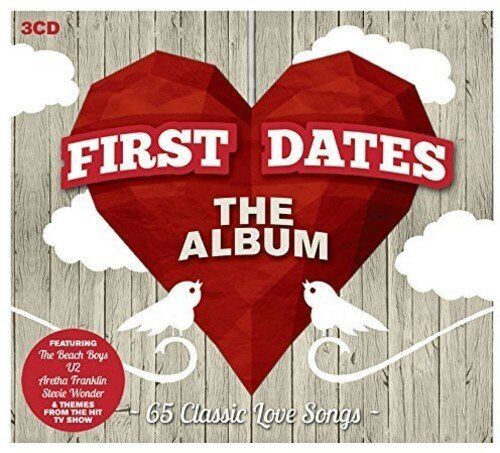 First Dates The Album (2017) 65-track Album CD Neuf/Scellé Aretha Franklin