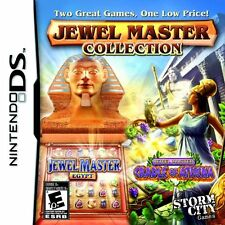 Jewel Master Collection USED SEALED (Nintendo DS, 2011)
