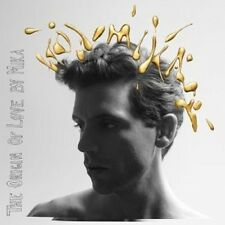 """MIKA """"THE ORIGIN OF LOVE (LIMITED DELUXE EDITION)"""" 2 CD NEU"""