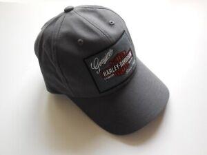 Original-Harley-Davidson-Genuine-Patch-B-amp-S-Baseball-Kappe-Cap99435-18VM
