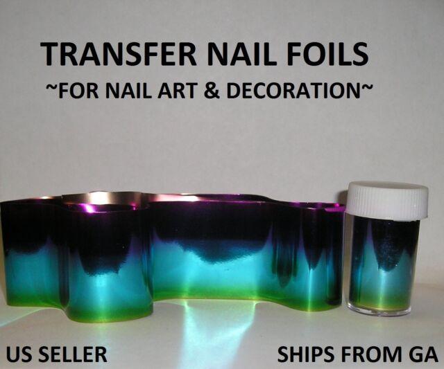Nail Foil Transfer Tape  - For Nail Art & decoration                         #2