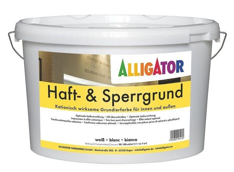 Alligator  Haft und Sperrgrund 12,5 Liter -Kationen-Technologie-