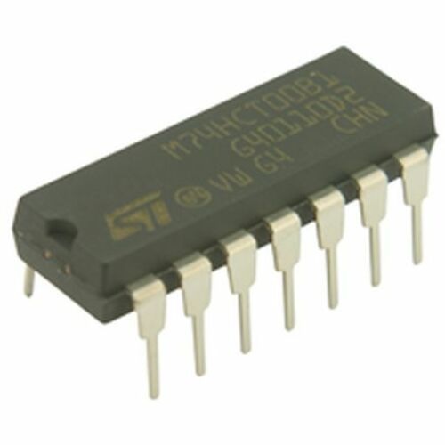 Pack of 4 74HC11 Triple 3 Input AND Gate Logic IC