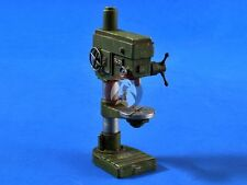Verlinden 1/35 Panzerwerk Workshop Heavy Duty Drill Press [Resin Diorama] 2618