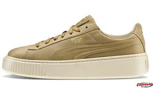 Puma Basket Platform Canvas art.365623 02 sneakers donna