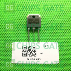 1PCS-ON-MJE4353-TO-3P-High-Voltage-High-Power-Chip