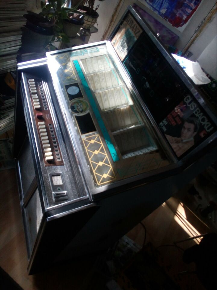 Jukebox , Bergmann stereo luxus s100