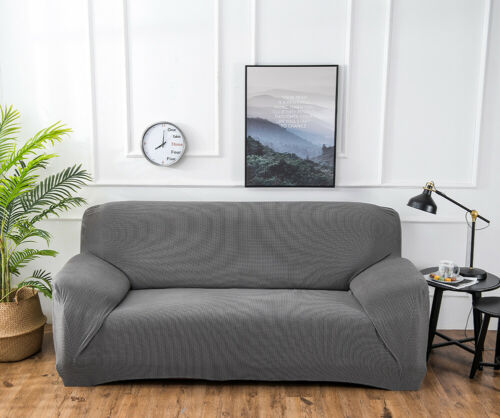 Elastic STRETCH SOFA COVERS Slipcover Protector Settee 1//2//3//4 Seater