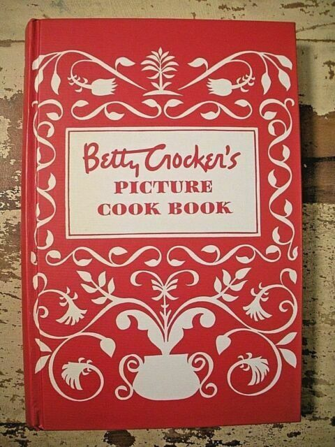 Betty Crocker S Picture Cook Book Facsimile Of The 1950 Edition 1998 For Sale Online Ebay