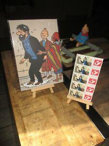 Hergé&tintin-collector Neuf-Timbres, Versandtaschen, Papiers-Haddock lama-2002