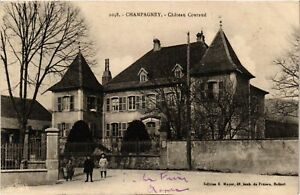 CPA-Champagney-Chateau-Couraud-636603