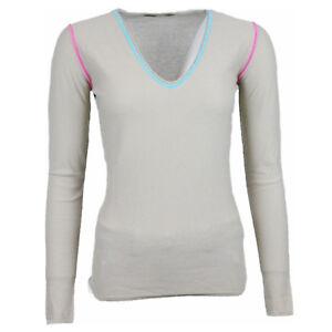 Uvp 498 Cashmere € Sweater Dames voorheen 00 Lichtbruin Damesschoen SXwqq