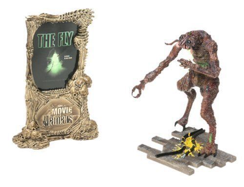 McFarlane Toys Movie Maniacs Series 3 BrundleFly Action Figure