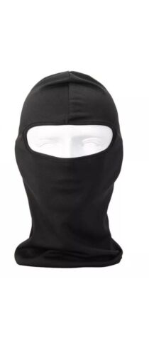 Balaclava Face Mask Cover Facemask Chopper Big Dog Bobber Beanie Skid Lid Helmet