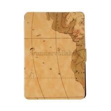 Schutz Hülle Smart Tasche Cover Case für Amazon Kindle Paperwhite1/2/3 Braun