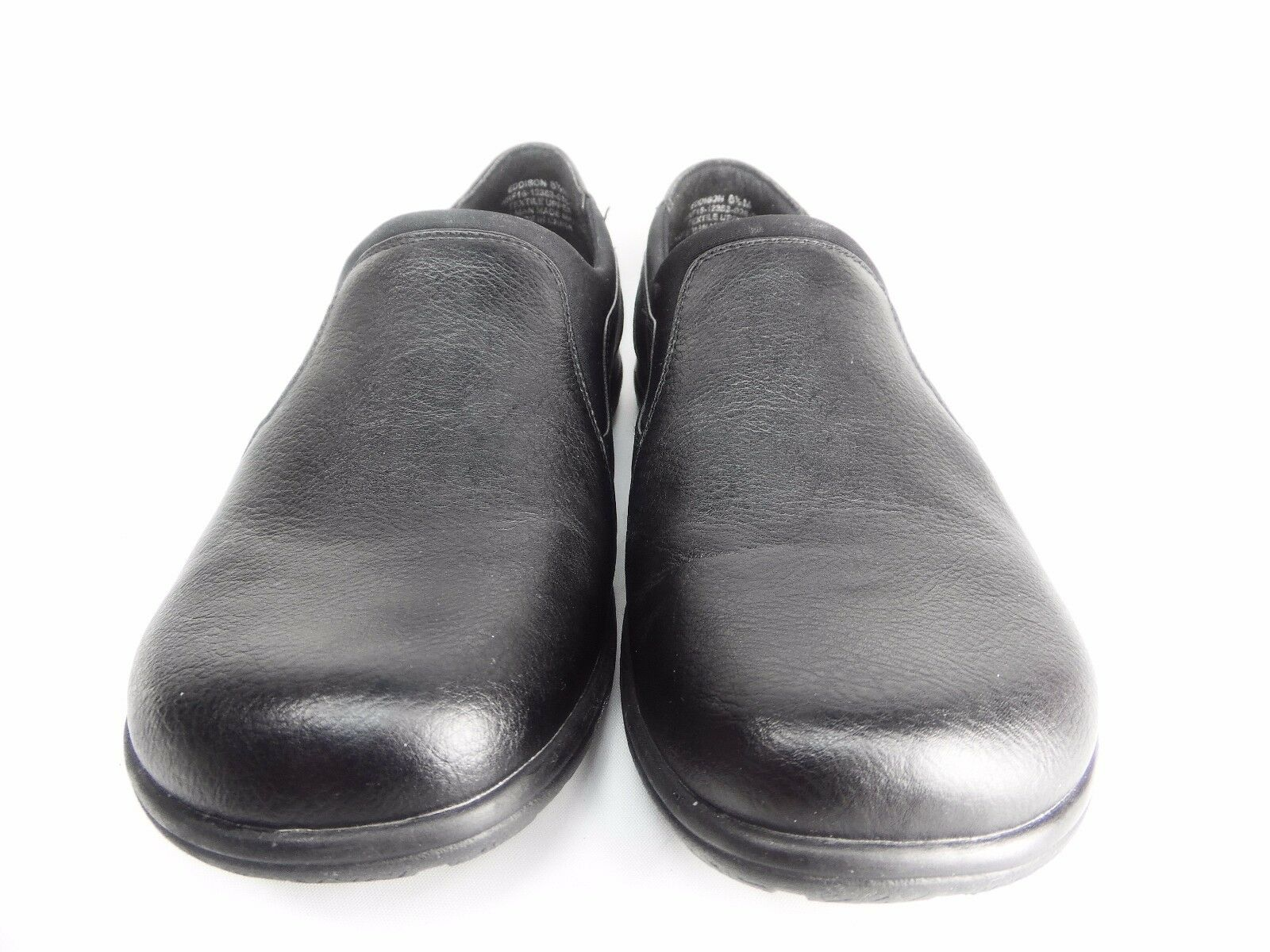 Yuu Eddison Slip On Shoes Black  Size 8.5M