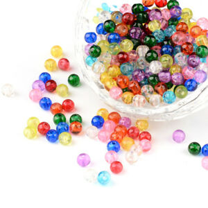 400pcs-Mixed-Color-Crackle-Glass-Beads-Round-Loose-Beads-Beading-Craft-Tiny-4mm
