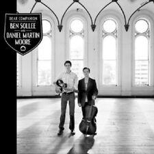 Ben Sollee & Daniel Martin Moore - Dear Companion  CD  11 Tracks  Rock  Neuware