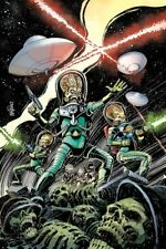 Mars Attacks Vol 4 #1 Cover B NM 2018 Dynamite - Vault 35