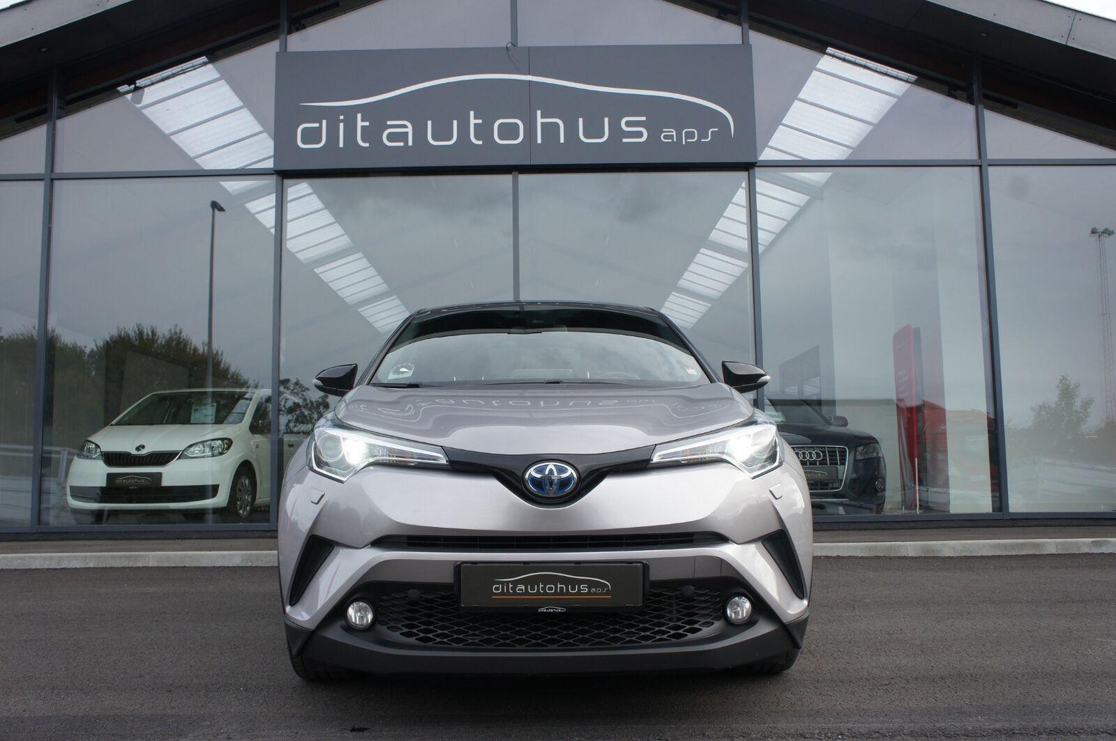 Toyota C-HR 1,8 Hybrid C-LUB CVT 5d