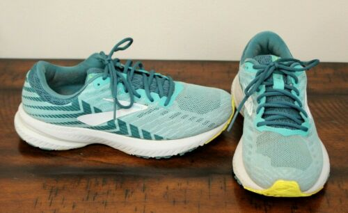 Brooks LAUNCH 6 SNEAKERS sz 7 Women's Pacific Shoe