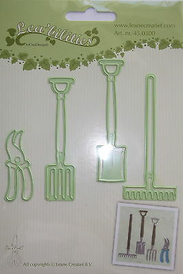 LeCrea' Multi Die Cutter - Garden tools, card making, scrapbooking 0300