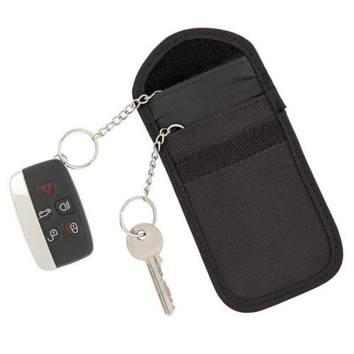 Bolsa de bloqueo sin llave FOB más reciente bloqueador de señal llave del coche bolsa Reino Unido tecnología RFID