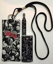 Walking Dead Innokin iTaste MVP 2 Holster Belt Box Mod Holder Case Pouch Lanyard