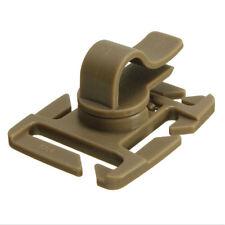 2//4PCS Hydration Bladder Tube Trap Hose Clip Strap For Molle Fits Camelbak PL