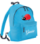 Personnalisé Enfants Sac à dos-Tout Nom Coccinelle Back to School sac BG125j