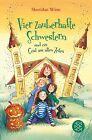 Vier zauberhafte Schwestern und ein Geist aus alten Zeiten von Sheridan Winn (2013, Taschenbuch)