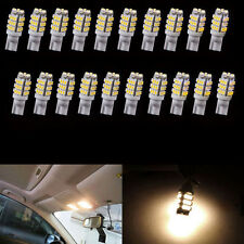 20x Warm White T10/921/194 RV Trailer 12V 42-SMD Backup Reverse LED Lights Bulbs