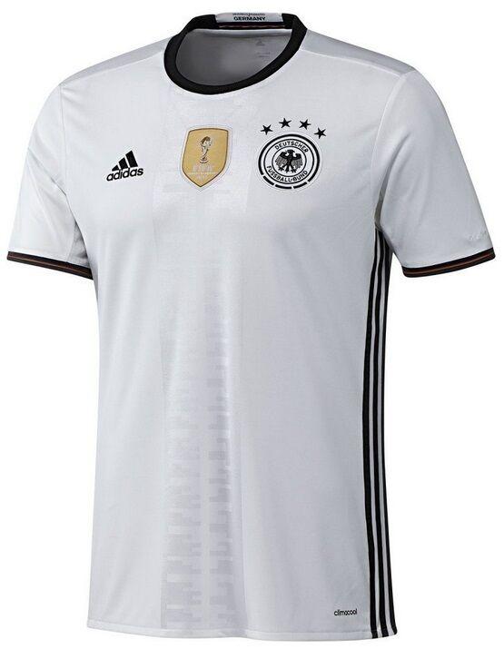 Trikot Adidas DFB 2016-2018 Home Deutschland  Fußball EM WM  | Hat einen langen Ruf