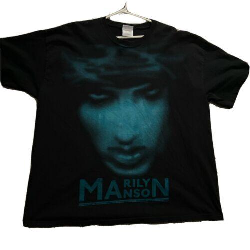 vintage marilyn manson shirt