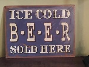 Man Cave Plaques Signs : Wood signs