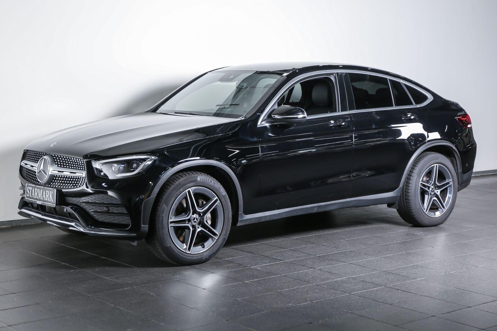Mercedes GLC300 d 2,0 AMG Line Coupé aut. 4-M 5d - 799.900 kr.
