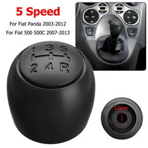 5-MARCE-POMELLO-LEVA-DEL-CAMBIO-PER-FIAT-500-500C-PANDA-169-2003-2012-AUTO