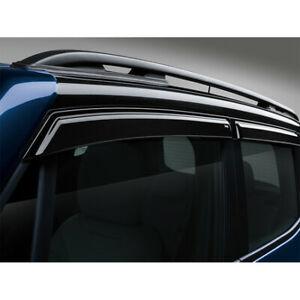 Deflettori ORIGINALI Jeep Renegade set 4 finestrini K82214056 | eBay
