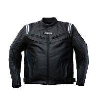 BLOUSON-MOTO-TRIUMPH-CUIR-HARRIER-HOMME-PROTECTIONS-TAILLE-48-GB-58-EUR